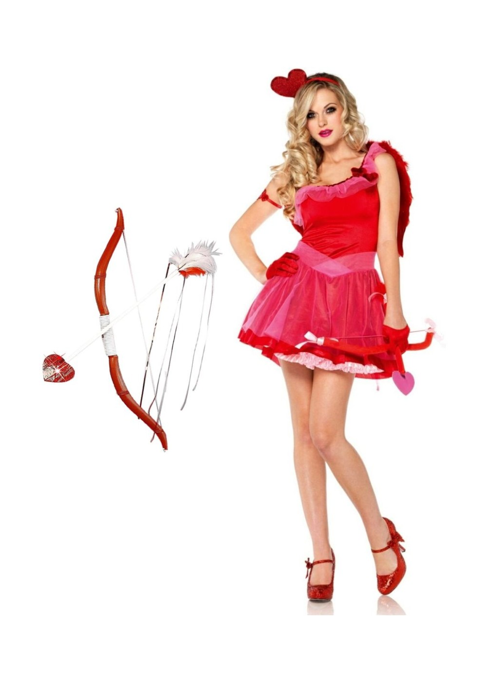 Halloween Costume Bow And Arrow