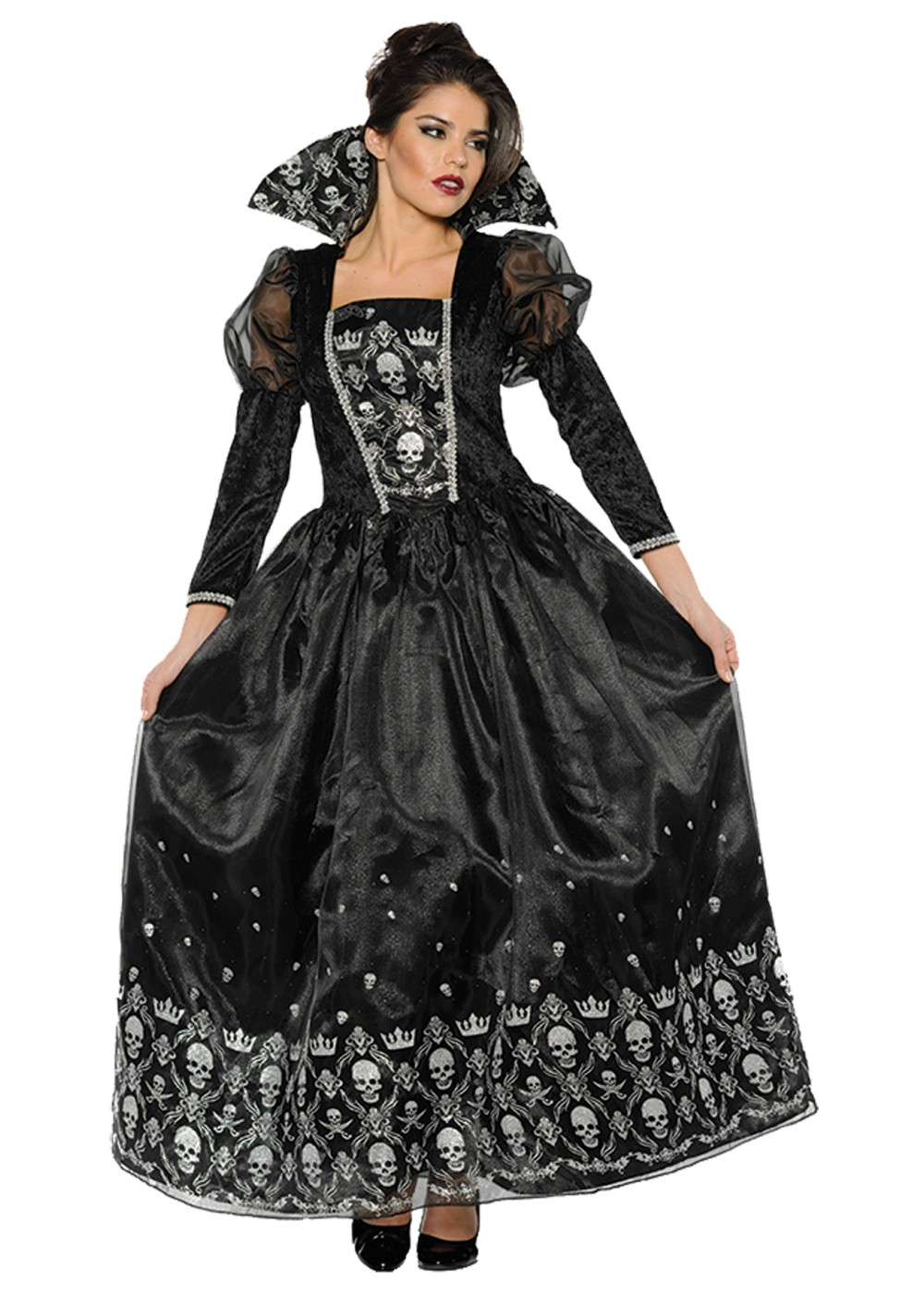 Dark Queen Women Costume