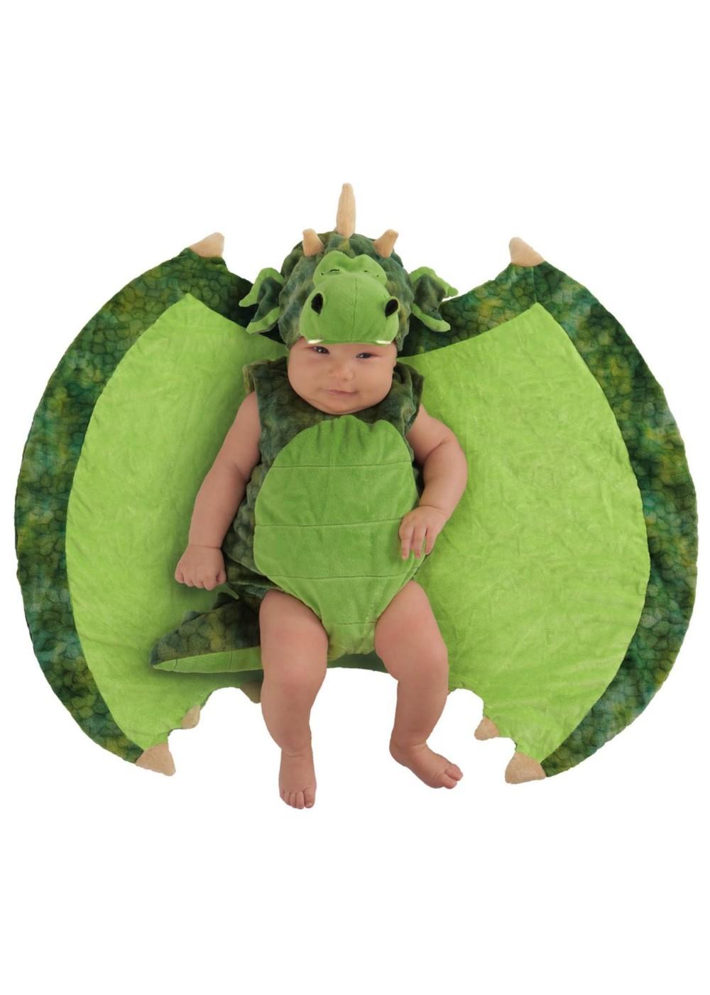 Darling Dragon Baby Boy Costume Wigs