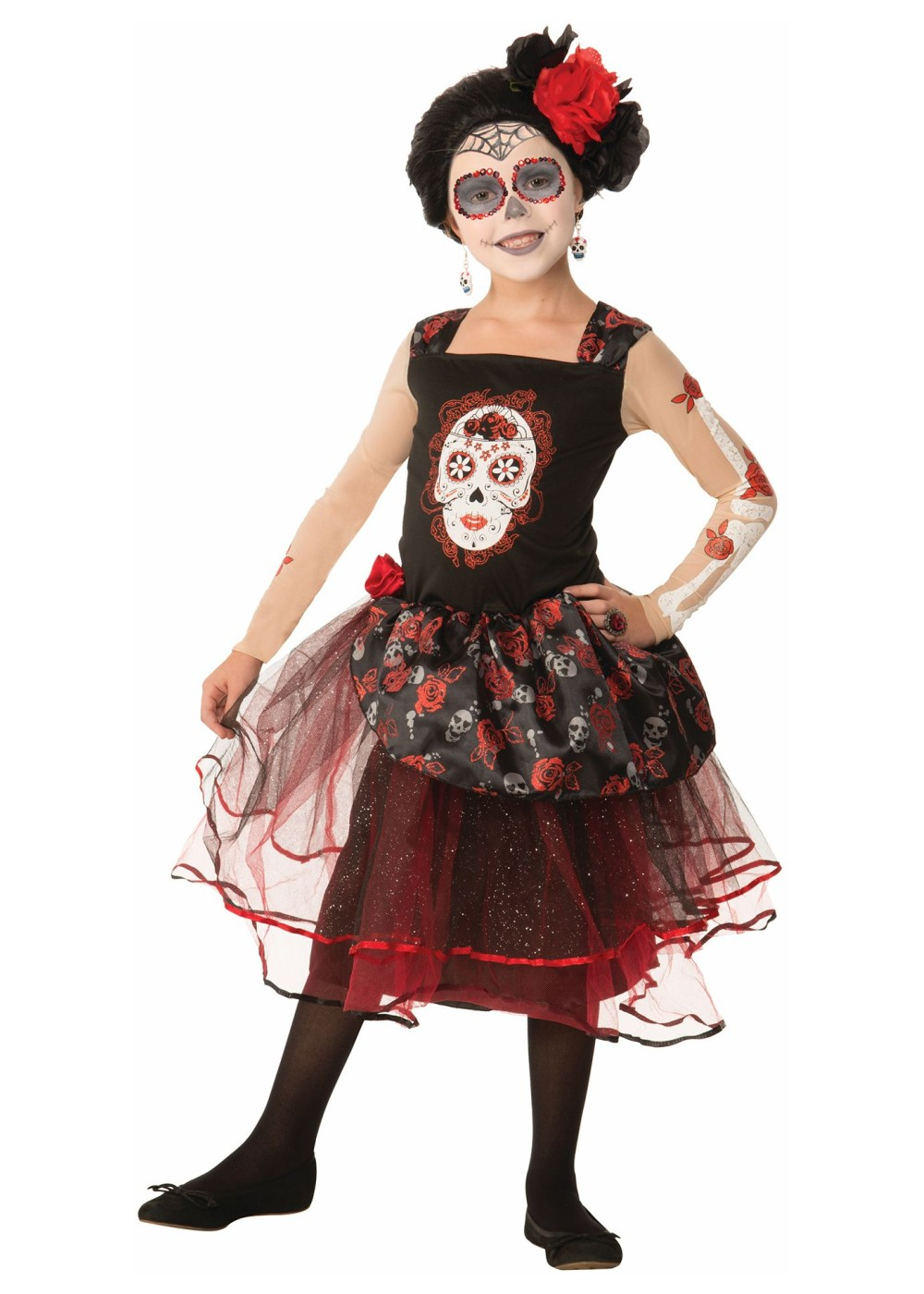 Dead Alice In Wonderland Costume Kids
