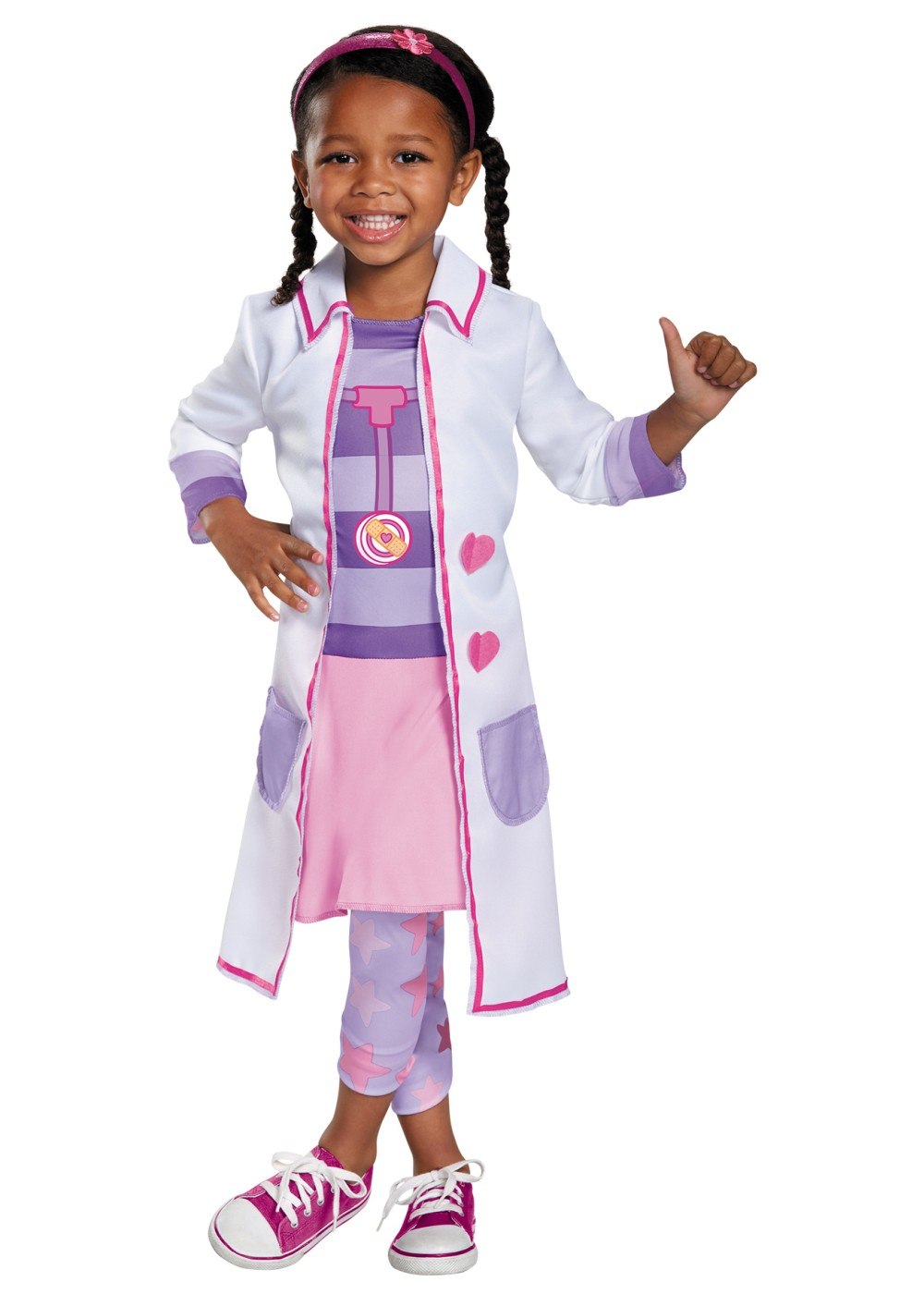 Professional Halloween Makeup Dallas: Doc Mcstuffins Hospital Girls Costume