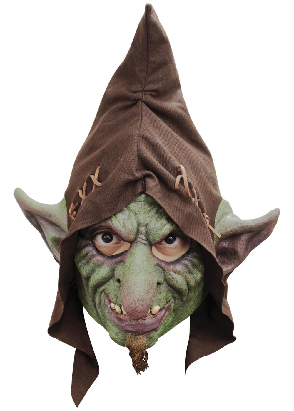 Domovik Goblin Mask Masks
