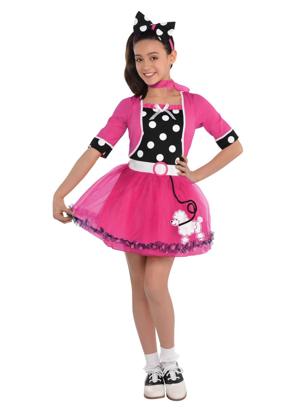 Kids Doo Wop Darling Costume