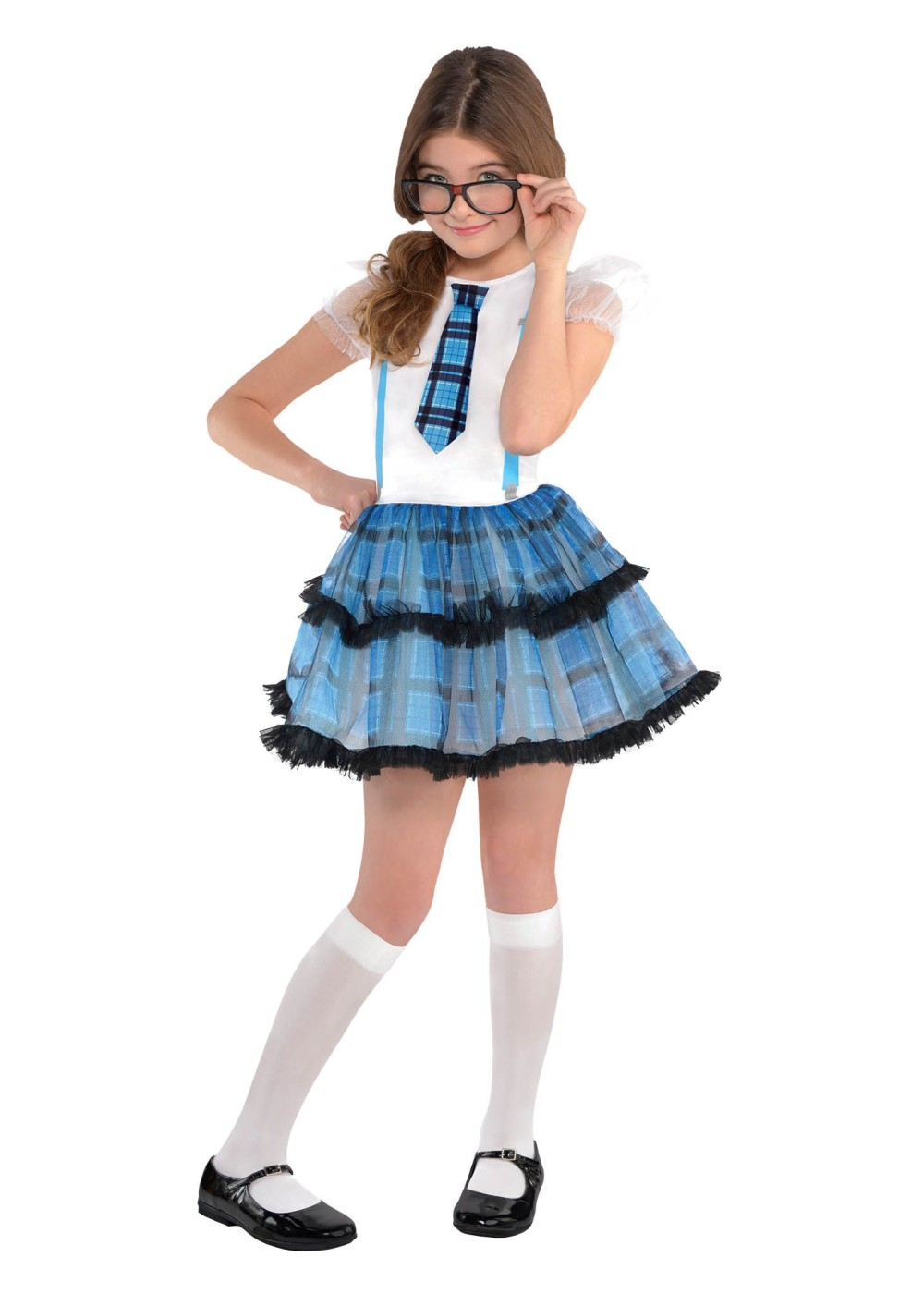 Geek Chic Tutu Dress - Funny Costumes