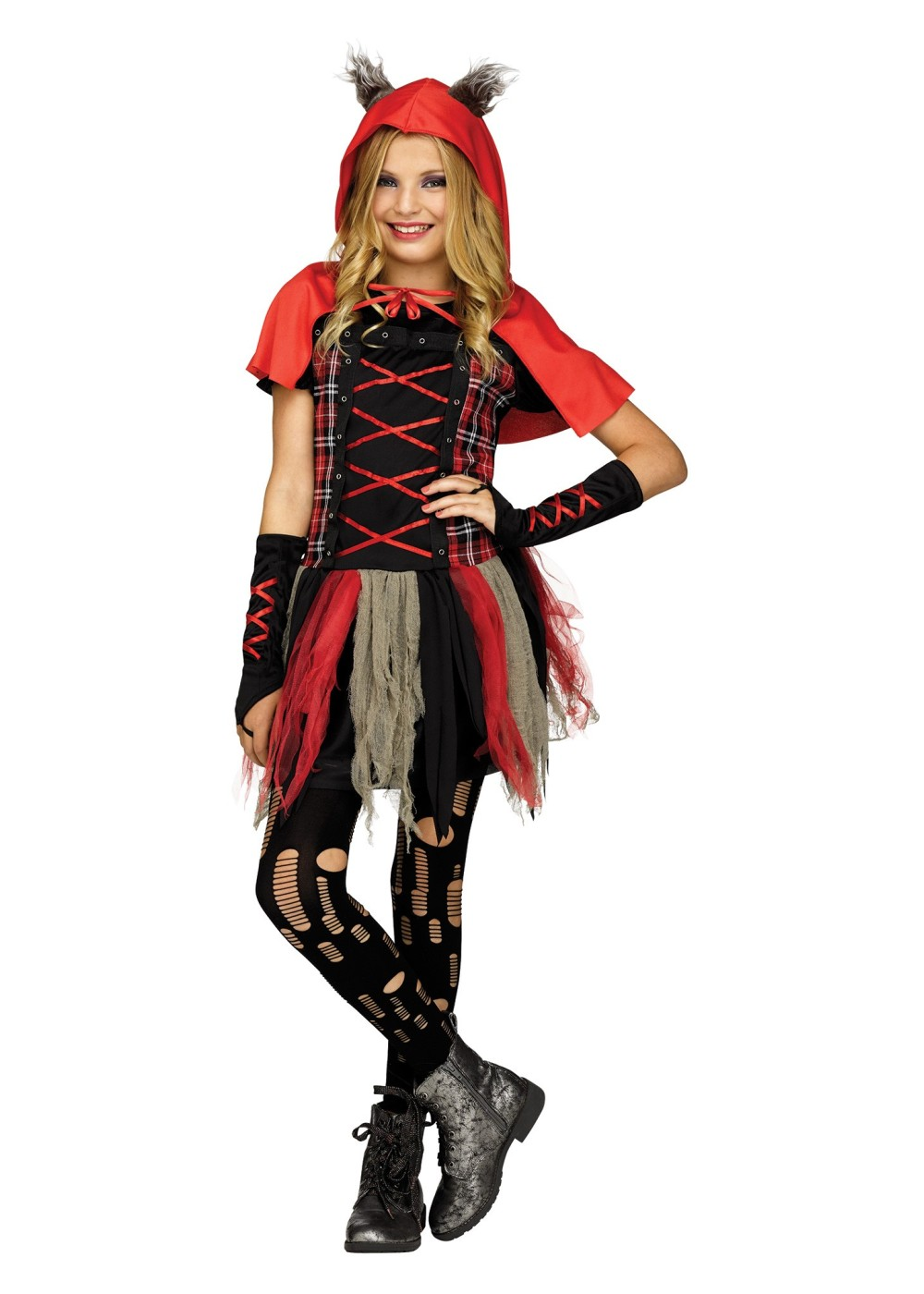 Red Riding Hood Halloween Costumes