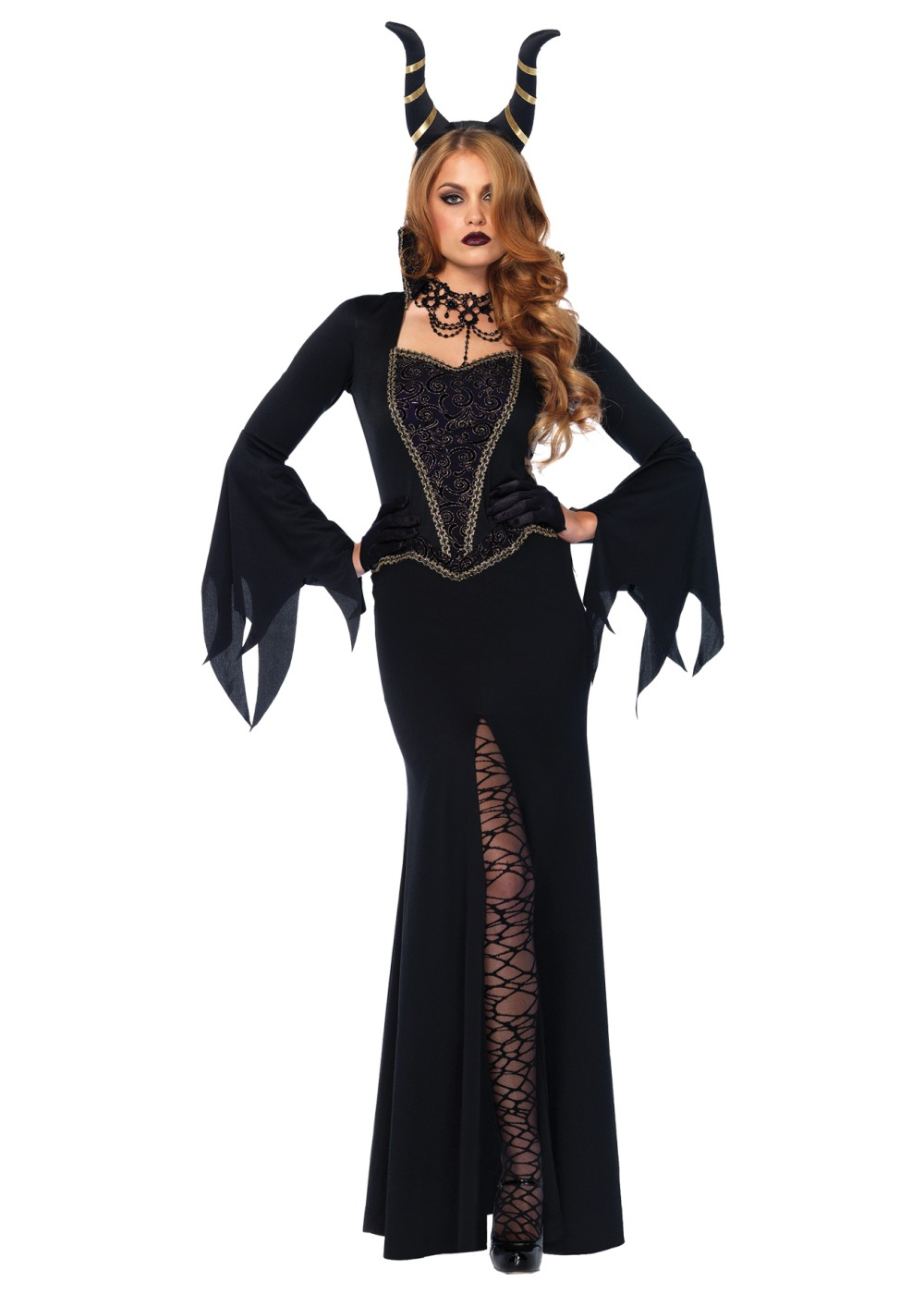Evil Enchantress Women Costume