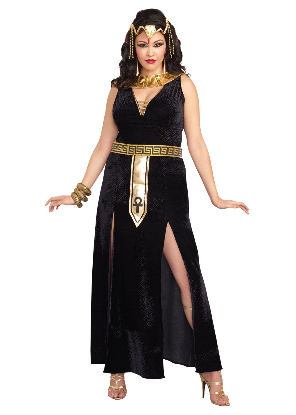 Exquisite Cleopatra Plus Size Women Costume