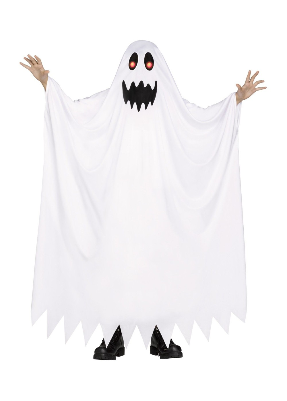 Fade In And Out Ghost Costume