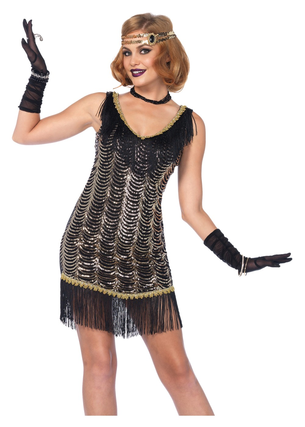 Flapper Charleston Charmer Women Costume