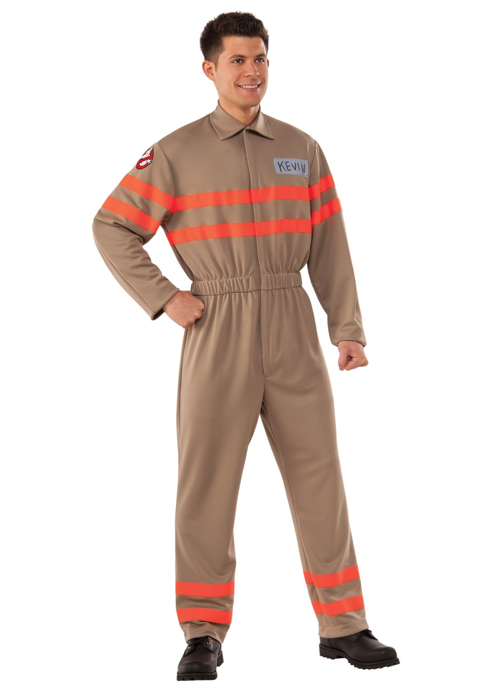 Ghostbuster Kevin Jumpsuit Men Costume - Movie Costumes