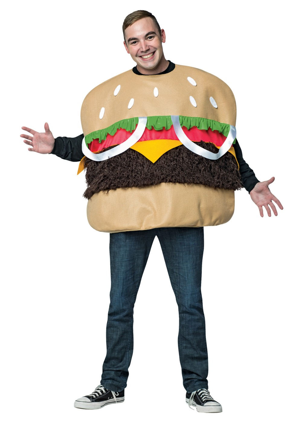 Hamburger Costume - Food Costumes