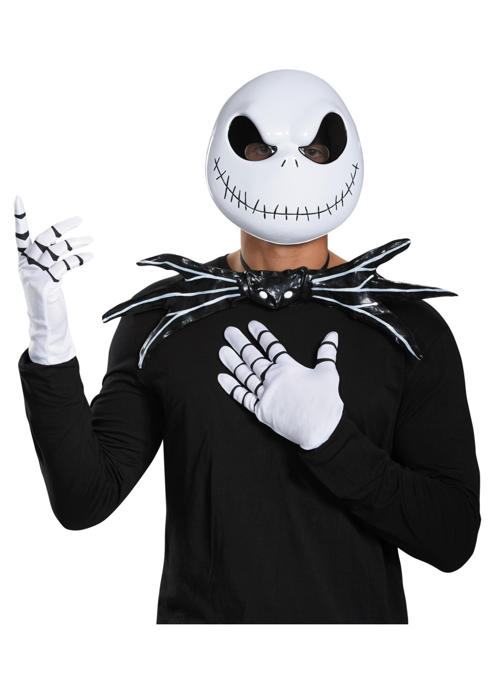 Jack Skellington Men Costume Kit