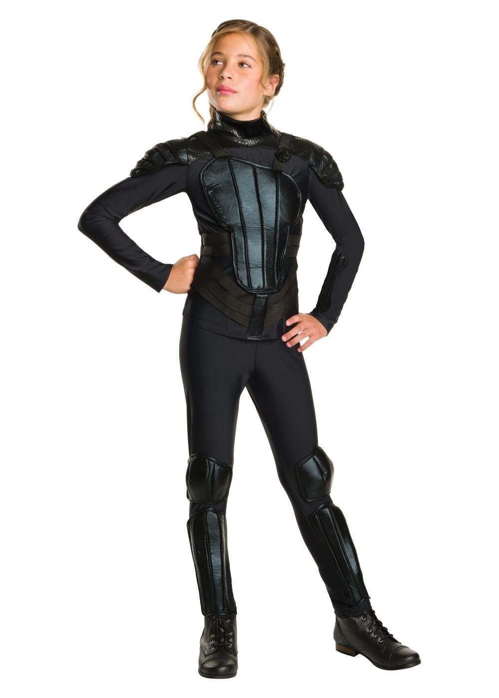 Hunger Games Mocking Jay Part 2 Girls Katniss Everdeen