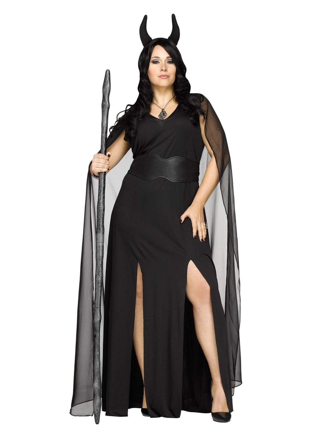 Keeper Of The Damned Plus Size Costume