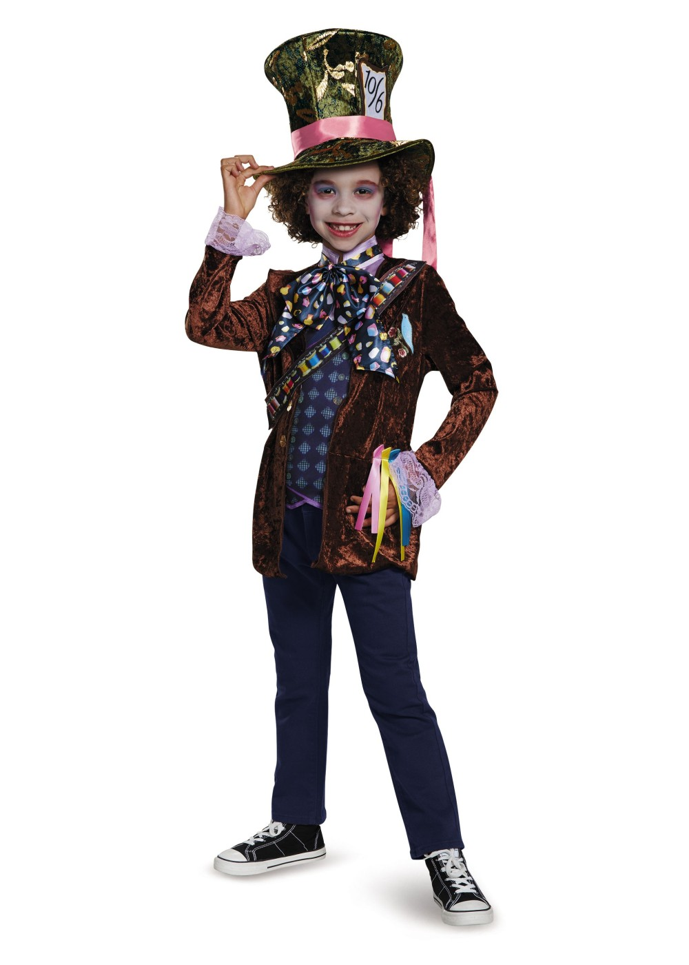 Mad Hatter Classic Boys Costume Movie Costumes
