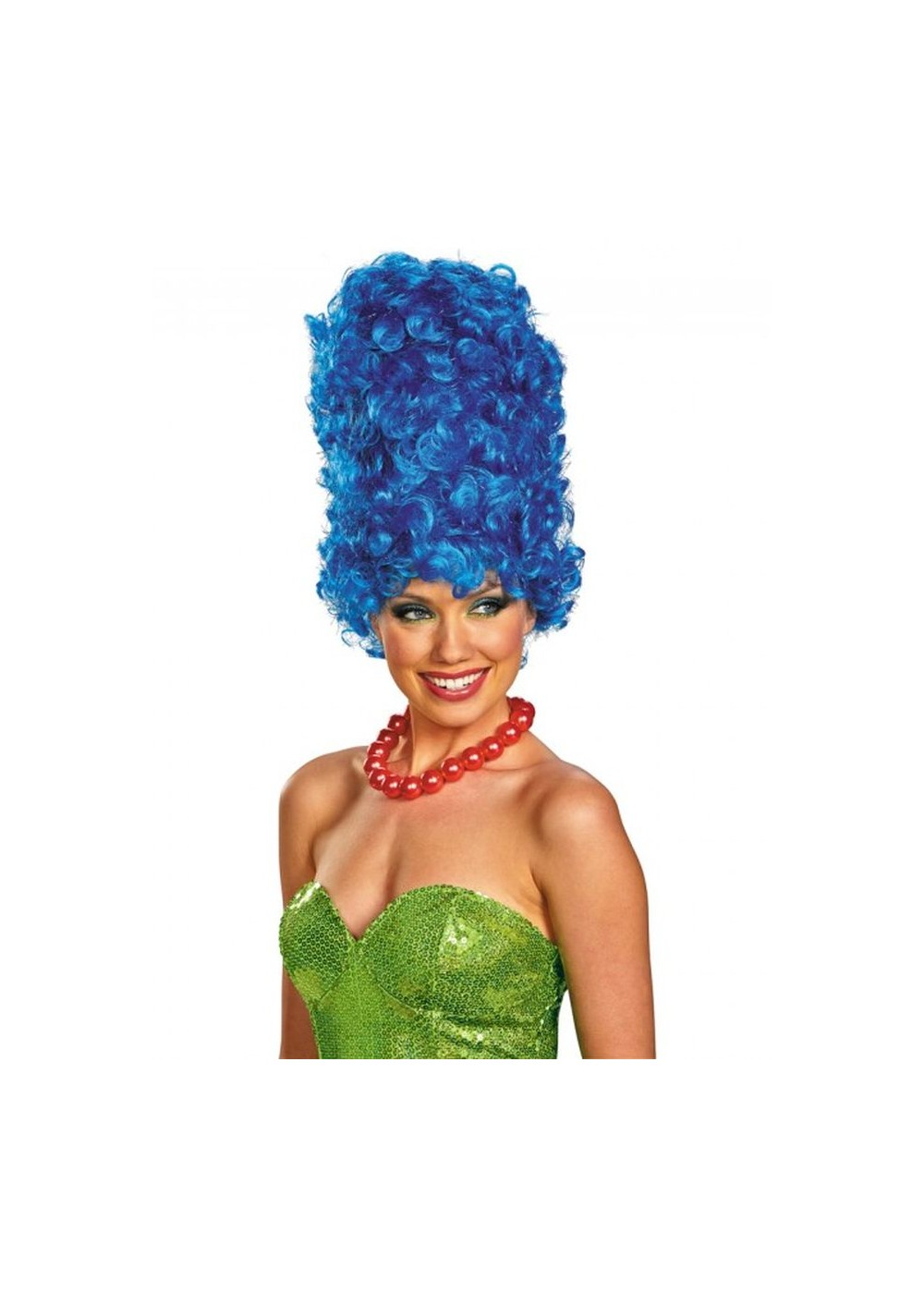 Marge Simpson Glam Wig Deluxe