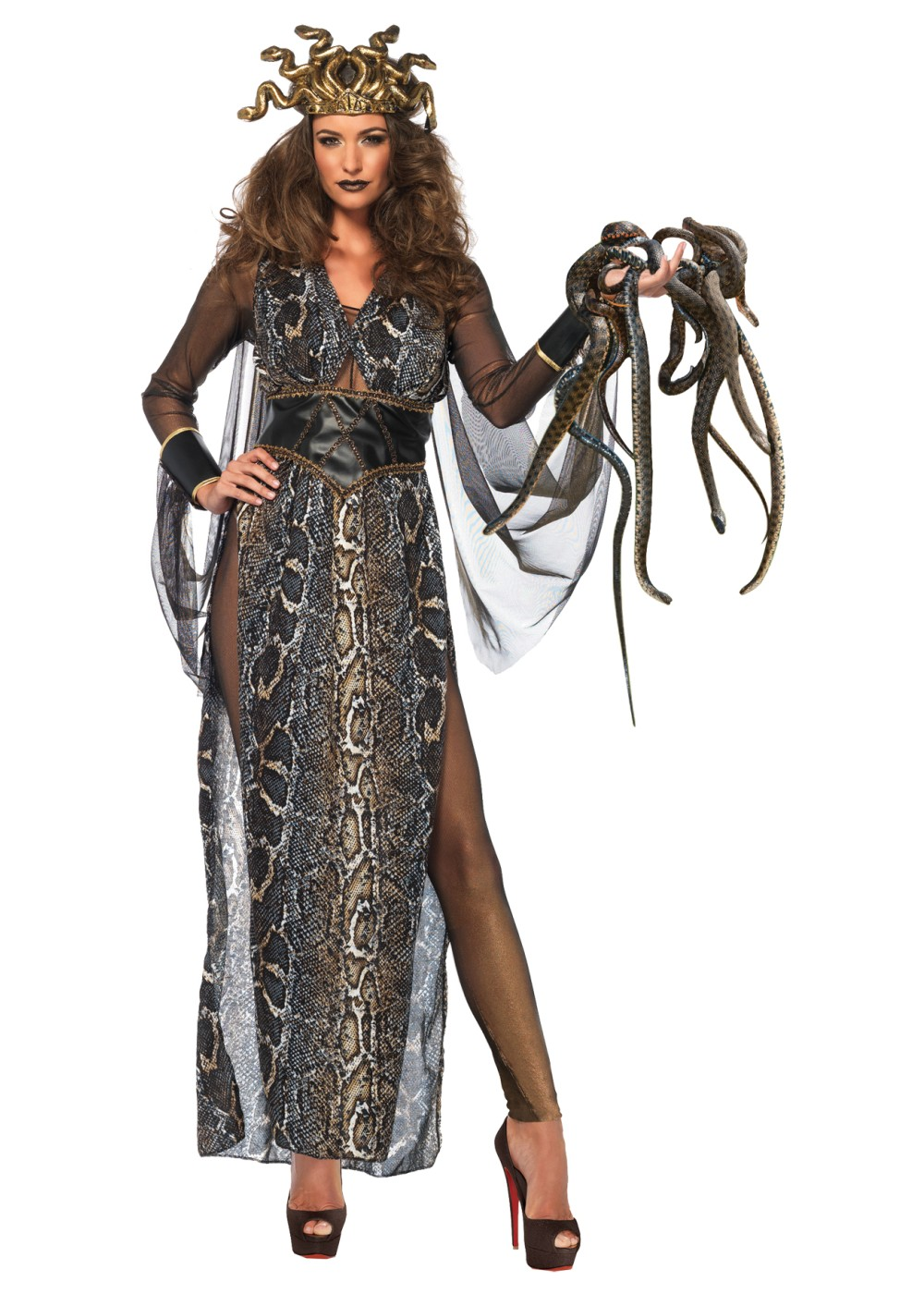 Medusa Women Costume