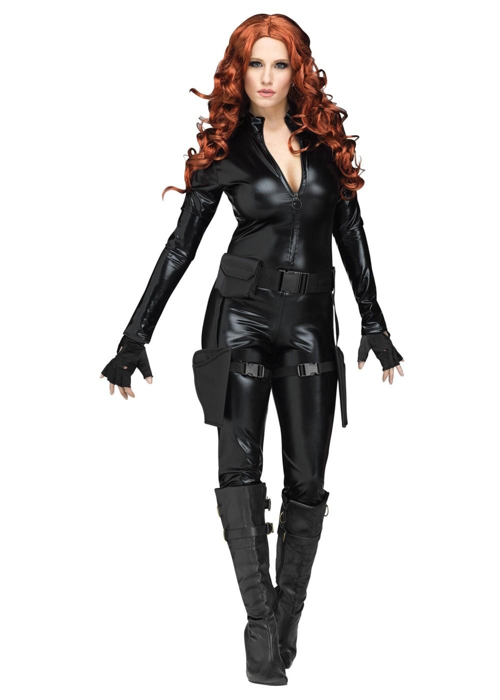 midnight operation women costume superhero costumes. Black Bedroom Furniture Sets. Home Design Ideas