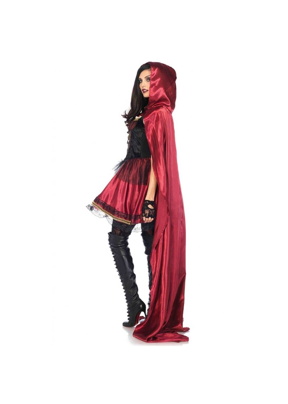 Captivating Miss Red Riding Hood Women Costume - Sexy Costumes-9501