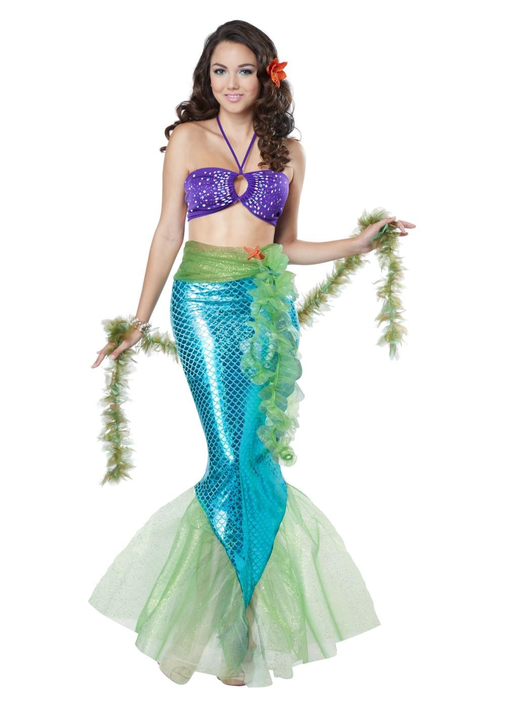 Mythic Mermaid Women Costume Disney Costumes