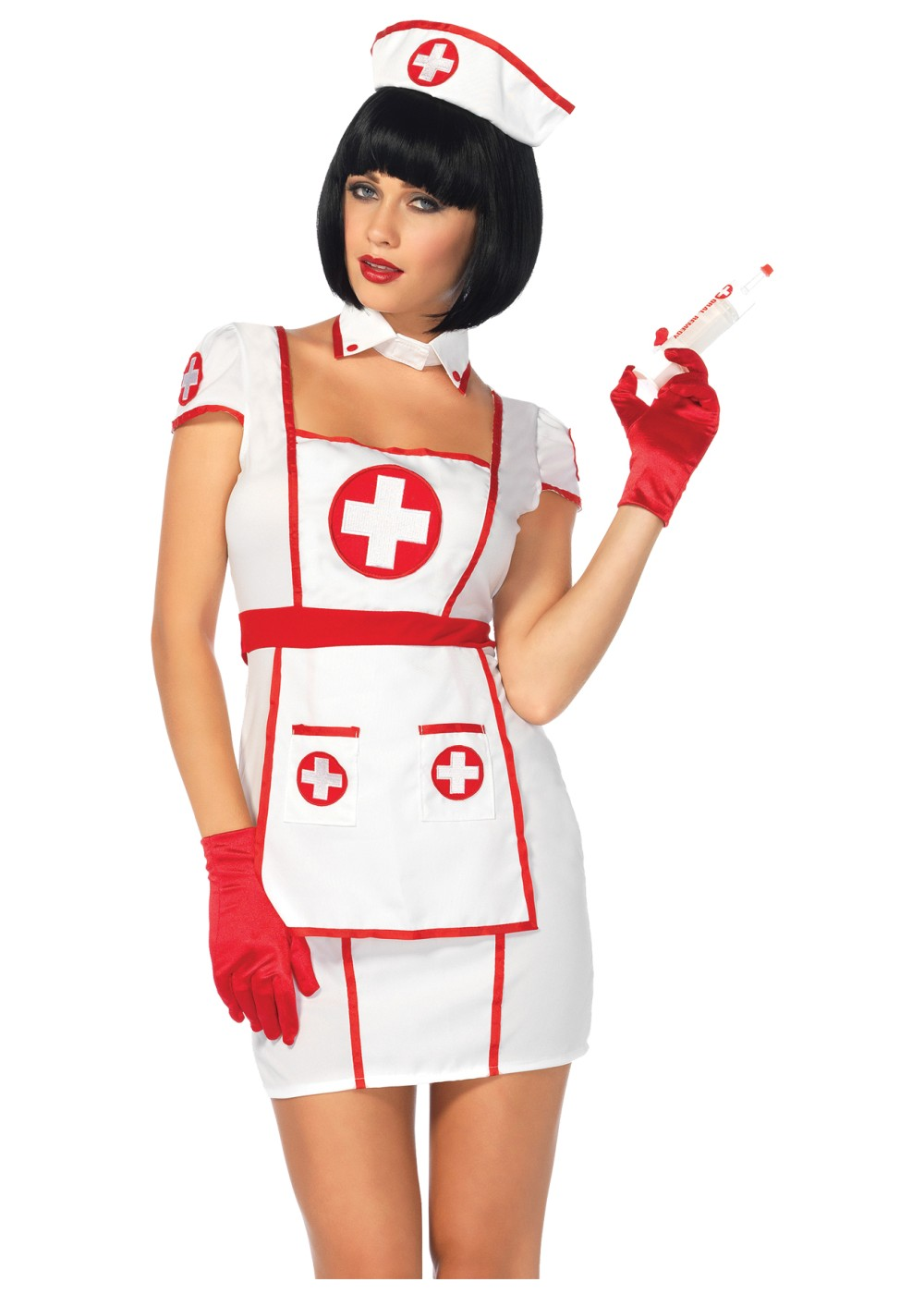 Nurse Hospital Heartbreaker Women Costume Professional