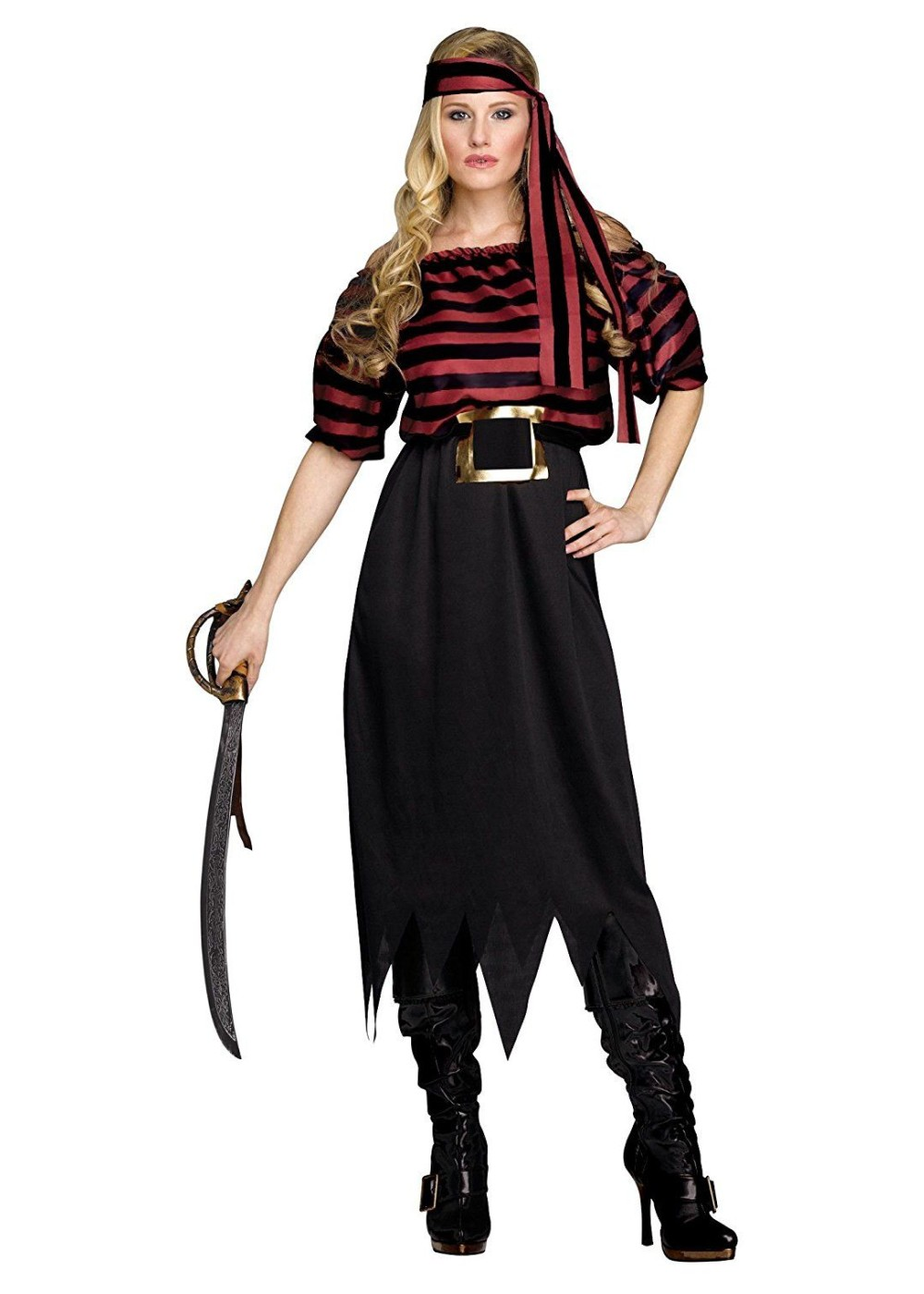 Pirate Maiden Women Costume