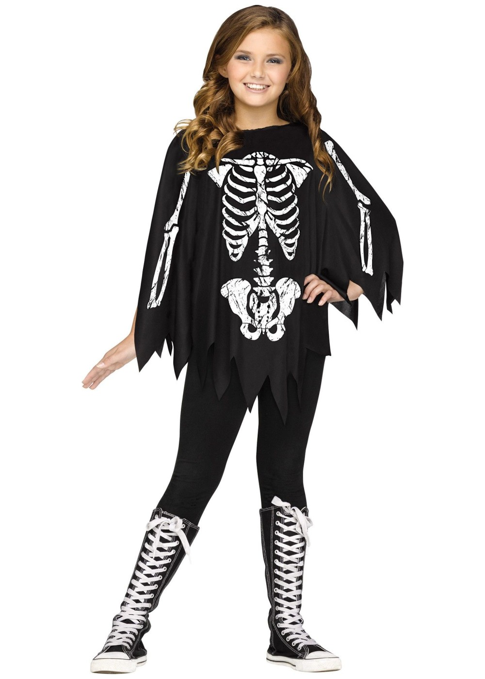 Cheerleader Halloween Costumes For Kids
