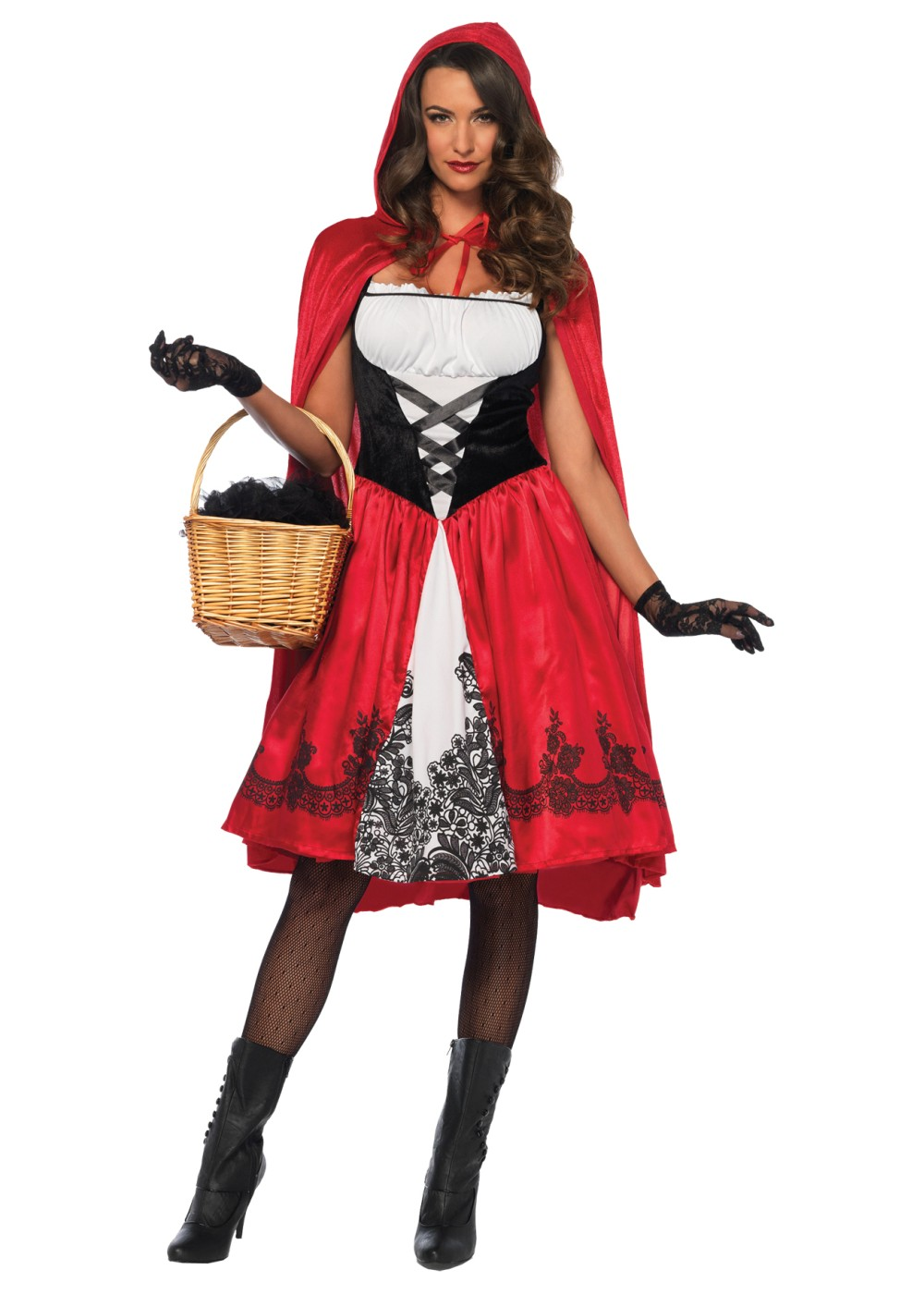 red riding hood women costume sexy costumes. Black Bedroom Furniture Sets. Home Design Ideas