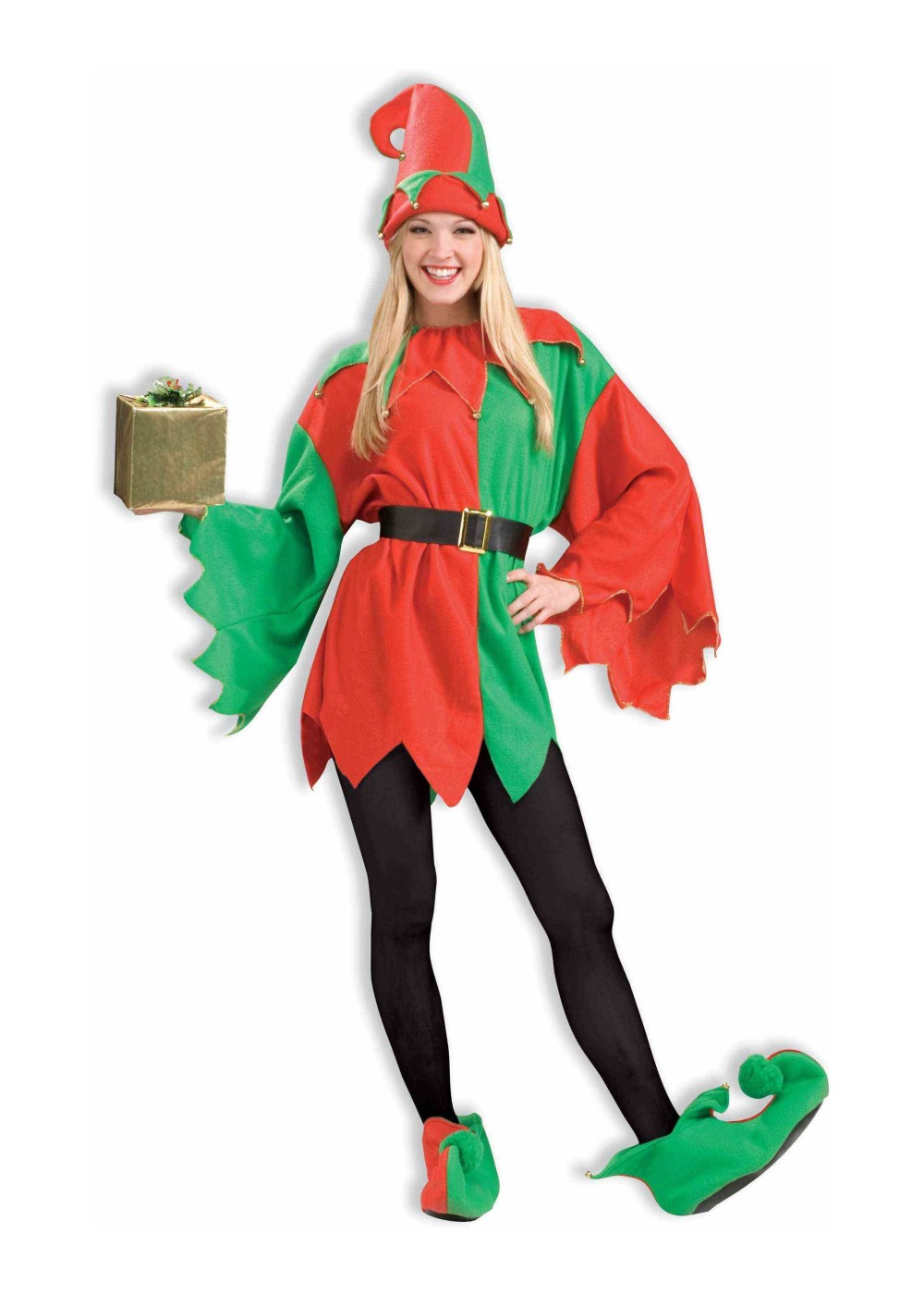 Santa Helper Women Costume