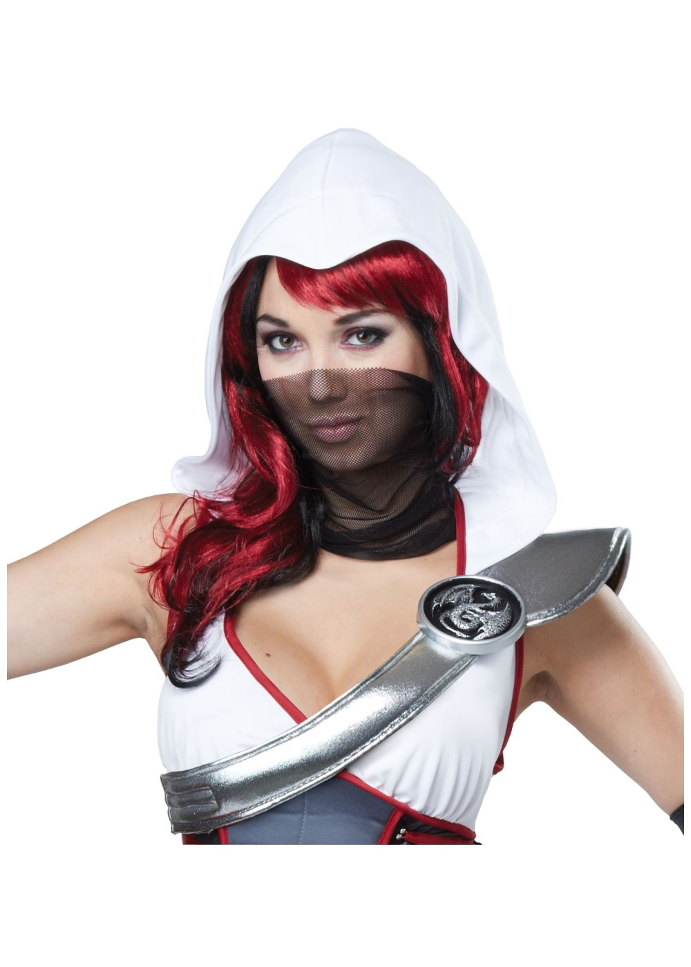 Sexy ninja costumes for women