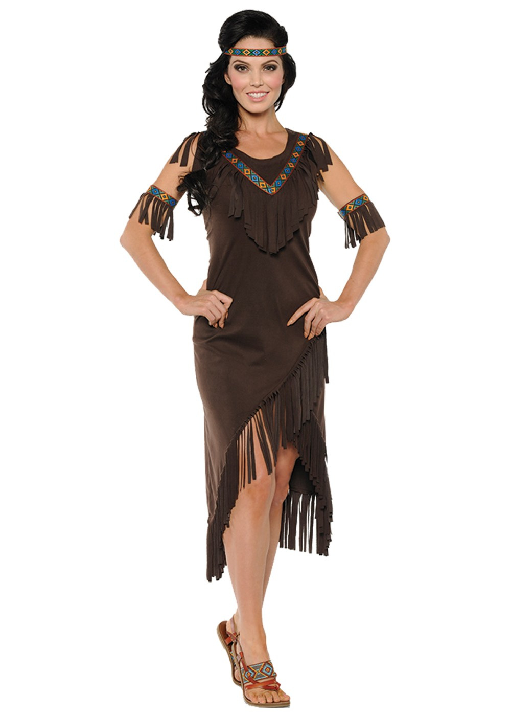 spirit indian women costume