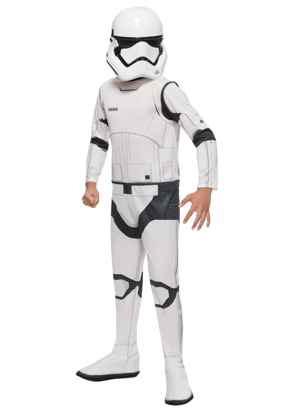 Star Wars Stormtrooper Boys Costume
