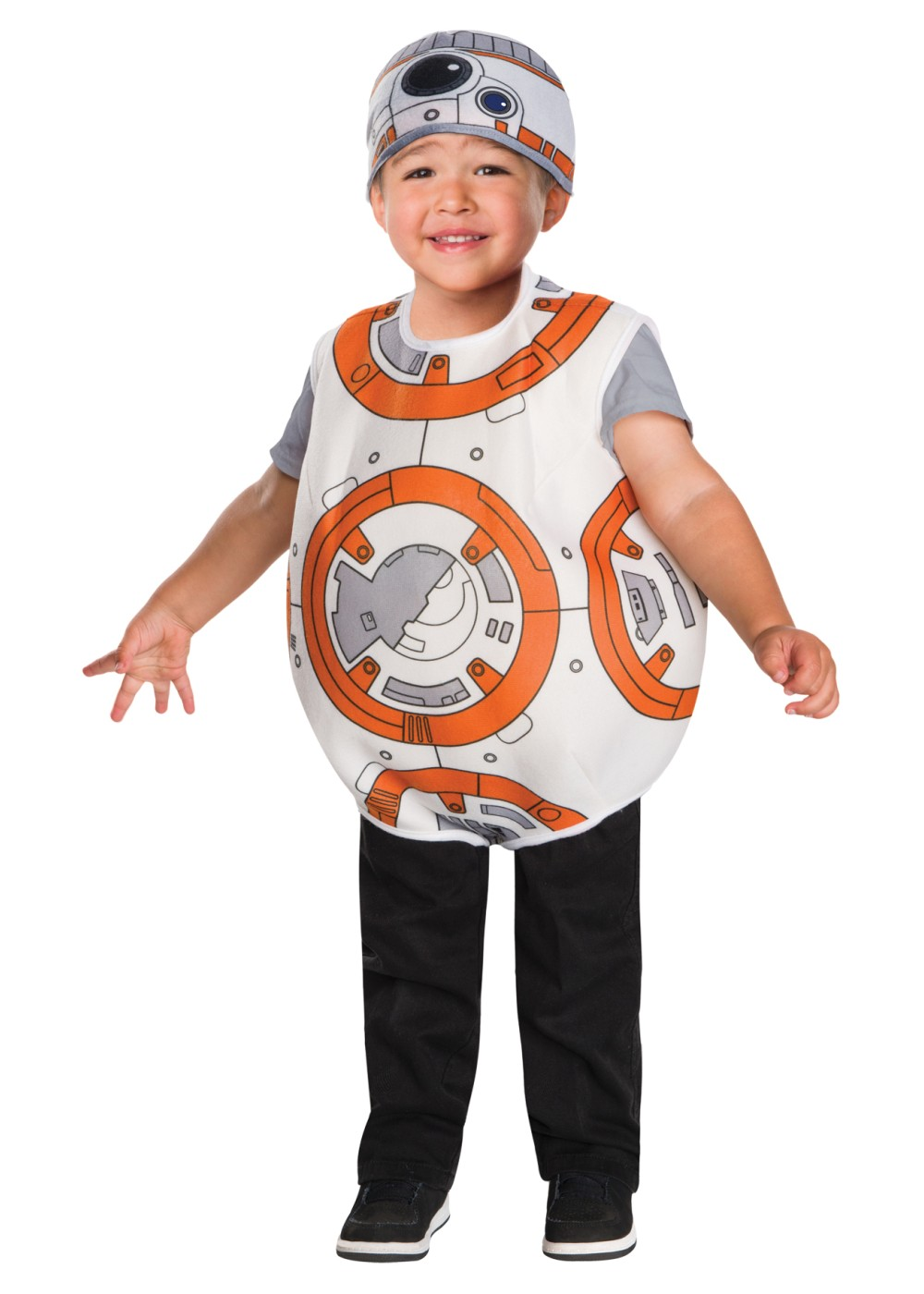 Star Wars Bb8 Droid Boys Toddler Costume Movie Costumes