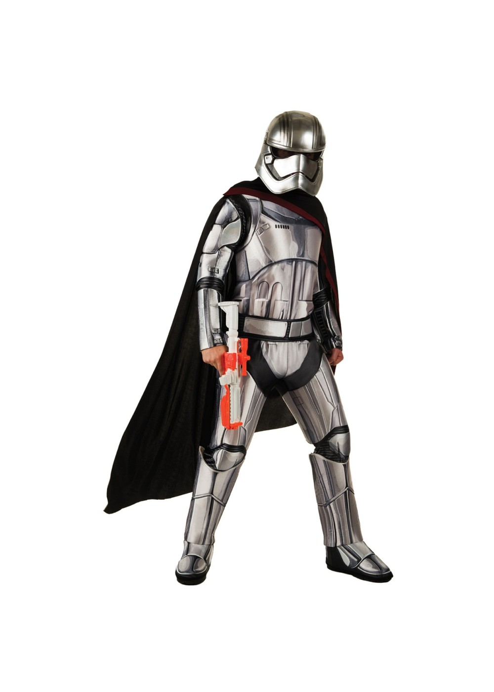 Star Wars Episode Vii Captain Phasma Deluxe Costume