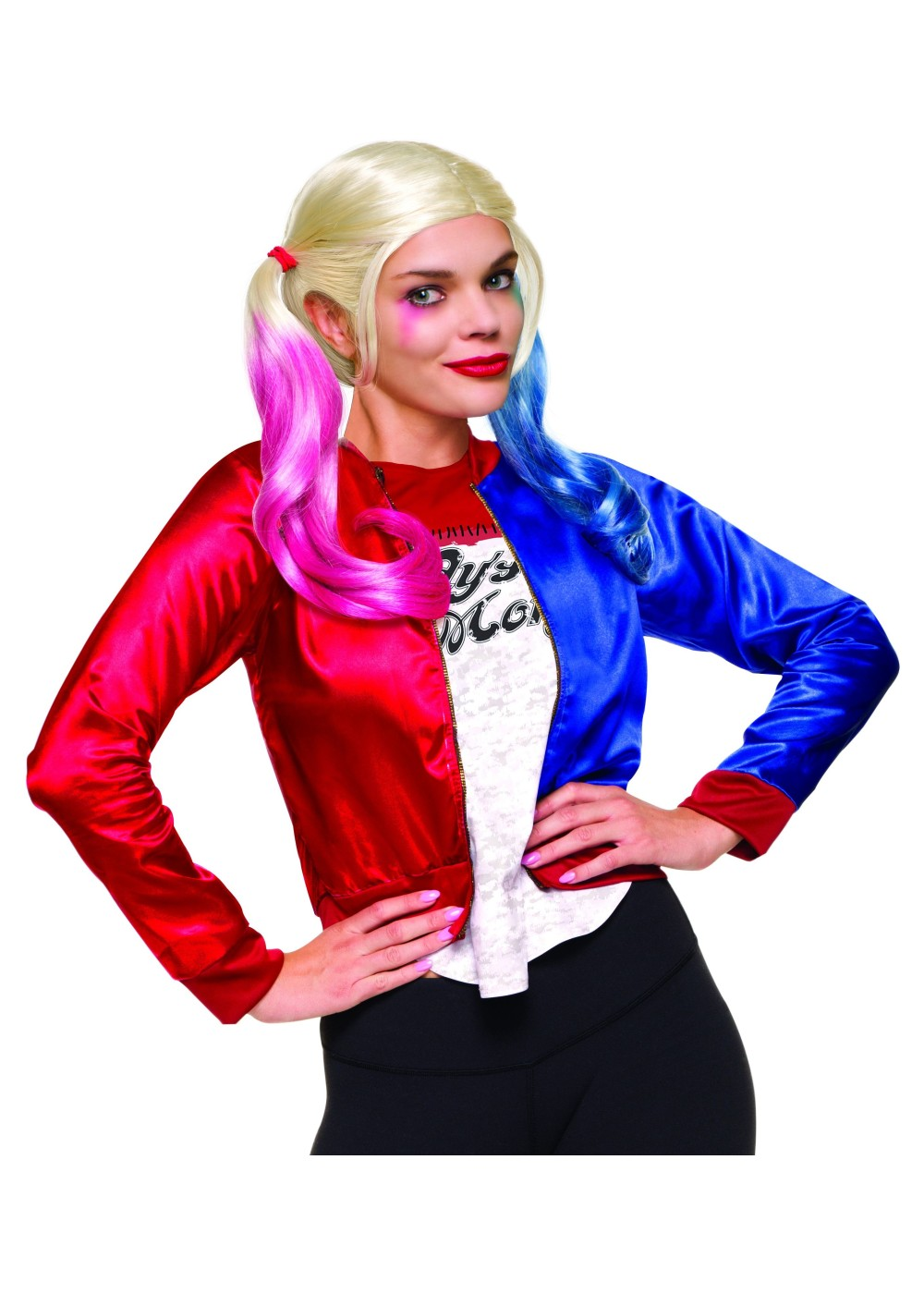 fcb66dade355 Suicide Squad Harley Quinn Teen Girls Costume - Movie Costumes