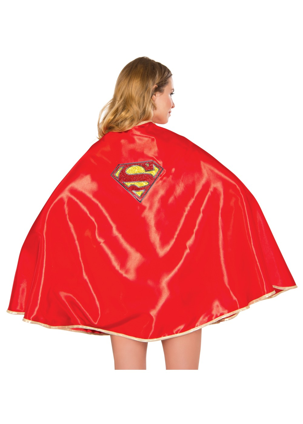 Supergirl 30 Inch Women Cape