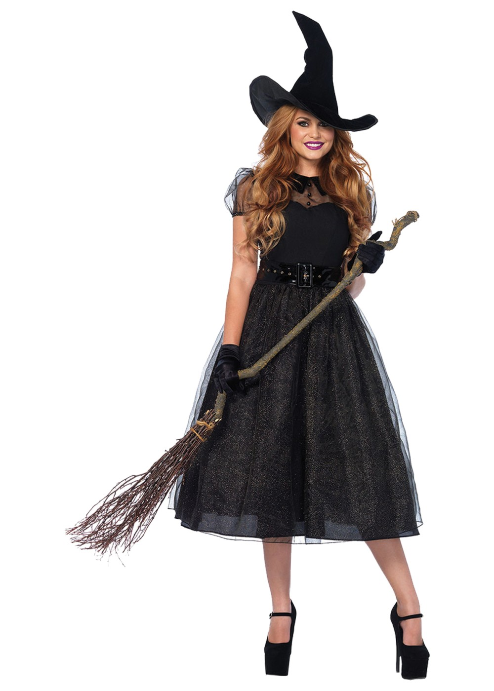 Witch Darling Spellcaster Women Costume