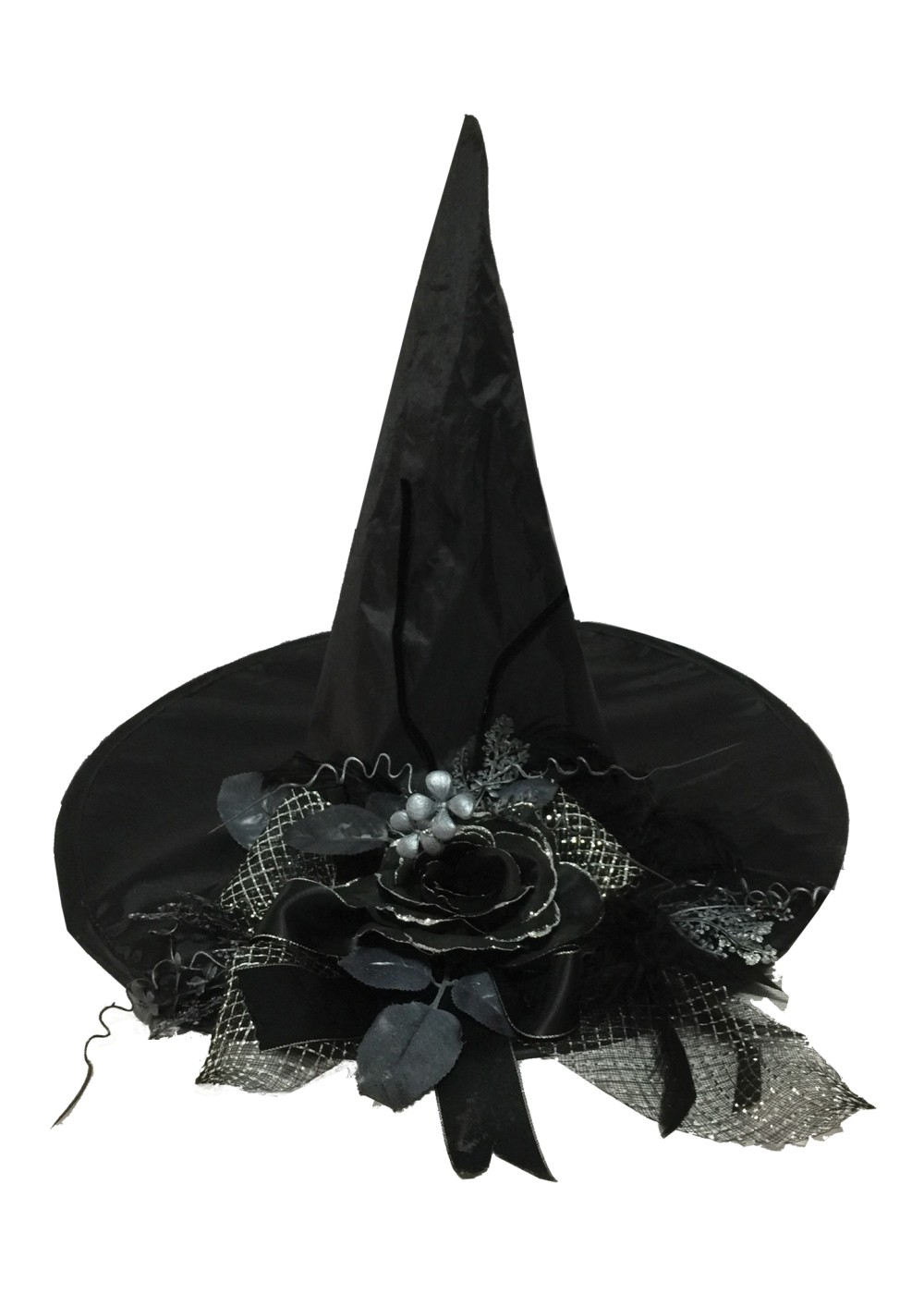 Witch Flower Hat Hats