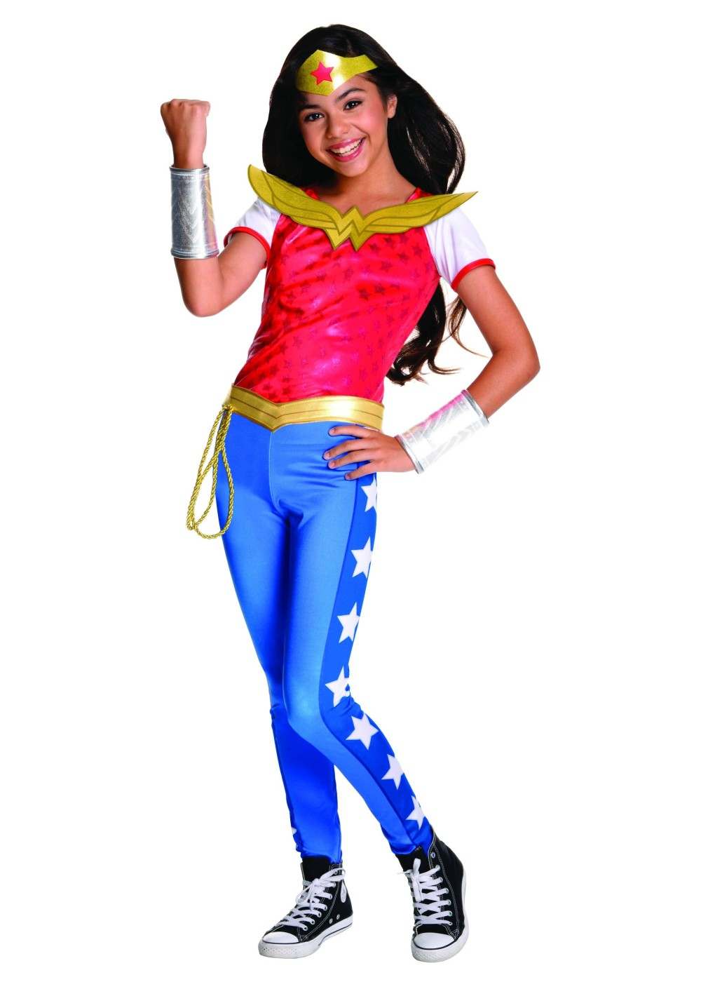 Teen wonder woman costumes