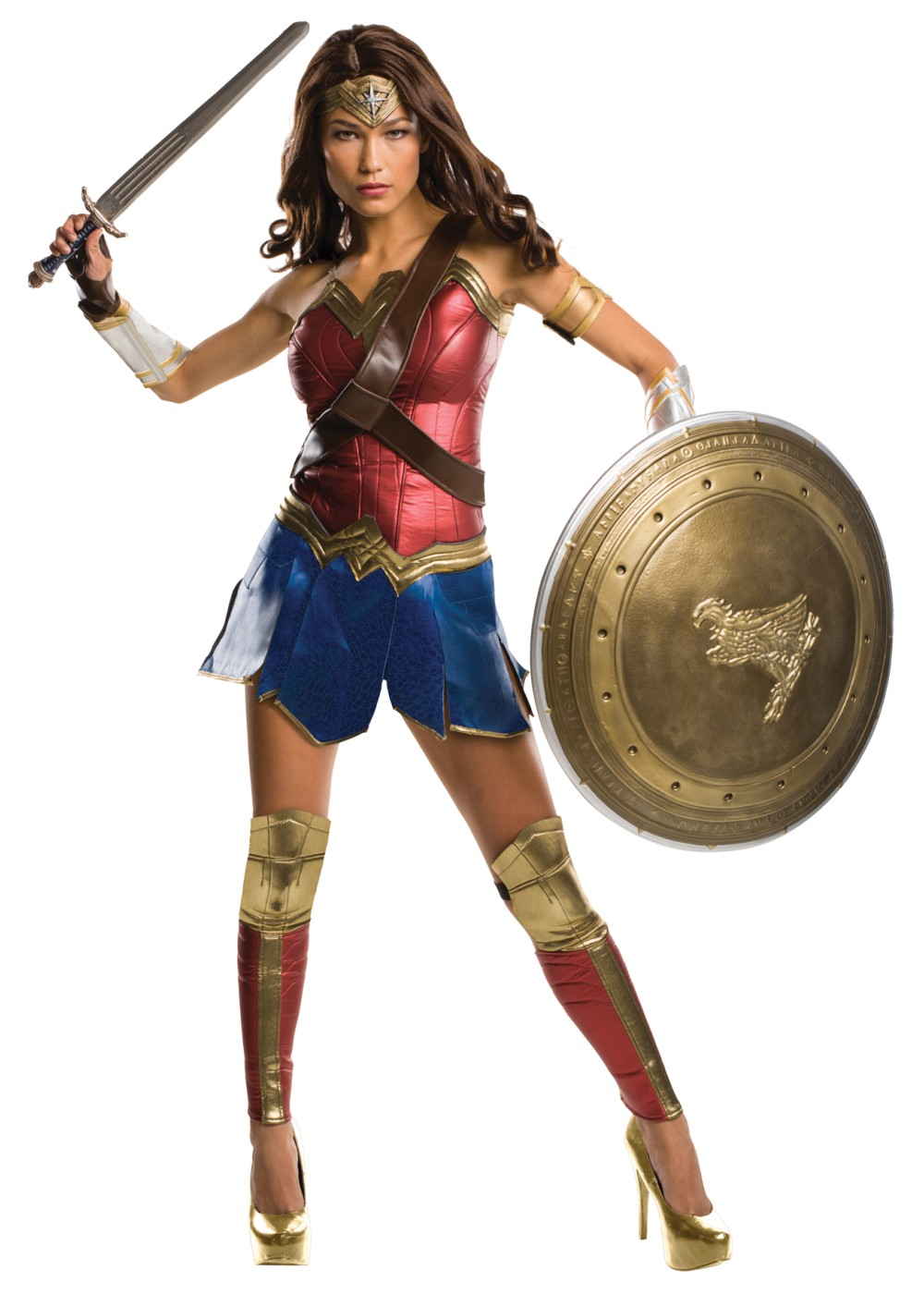 Wonder Woman Grand Heritage Costume