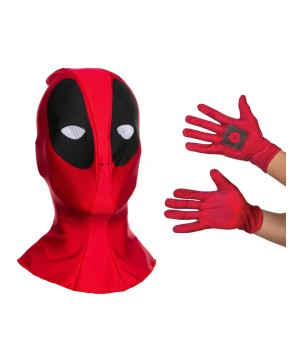 Adult Deadpool Costume Kit