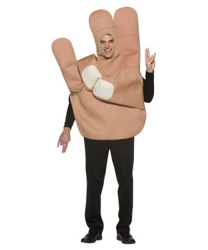 Adult Hand Shocker Costume