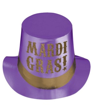 Adult Mardi Gras Hat