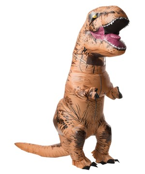 Adult T Rex Inflatable Costume