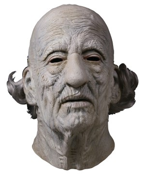 Adult Texas Chainsaw Massacre Grandpa Mask