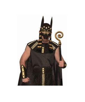 Anubis Men Costume With Mask