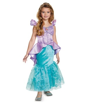 Girls Ariel Toddler Costume Prestige