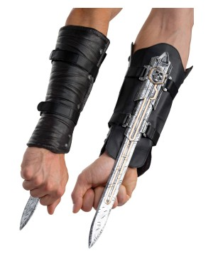 Assassins Creed Edwards Blade Gauntlet