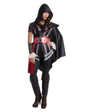Assassins Creed Ezio Auditore Female Costume