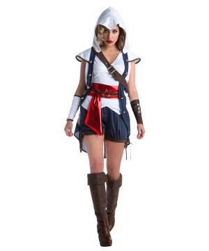 Assassins Creed Female Connor Costume